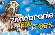 Startuje Zimobranie! Dzień 1 - Borderlands 2, Far Cry 3, Rayman Legends...