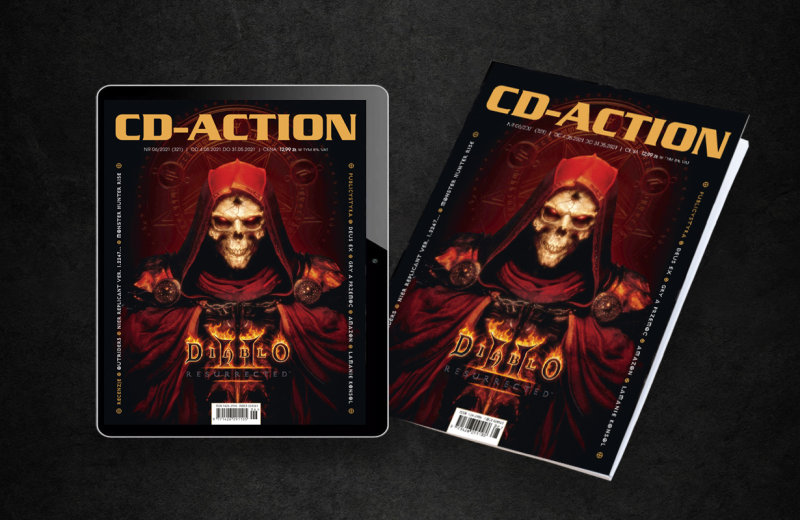 CD-Action 06/2021