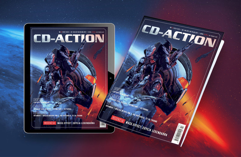 CD-Action 07/2021