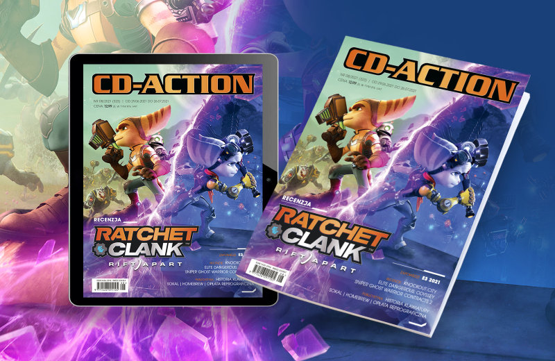 CD-Action 08/2021