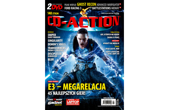 CD-Action 7/2010 - okładka