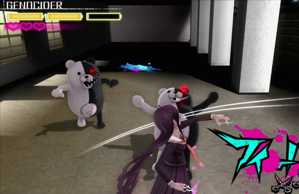Danganronpa: Another Episode ? Ultra Despair Girls