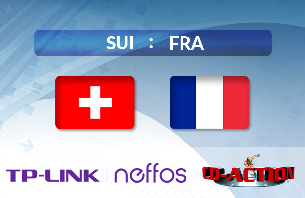 EURO 2016 SUI-FRA