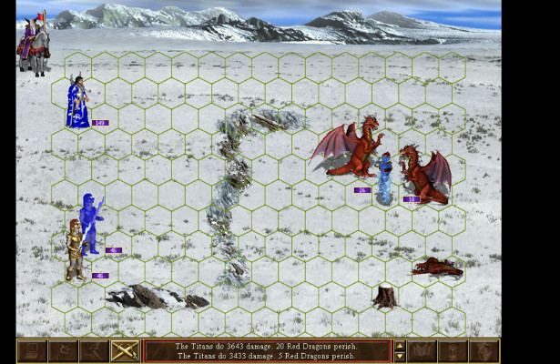 Heroes of Might & Magic III na Androidzie