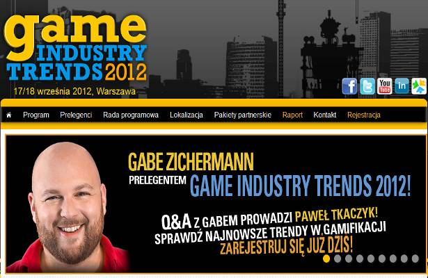 Game Industry Trends 2012