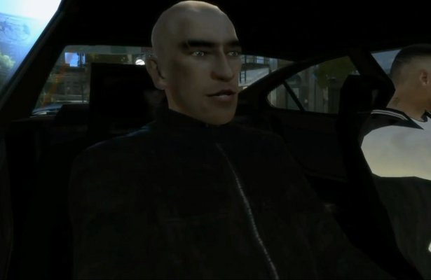 Grand Theft Auto IV: Force of Engines