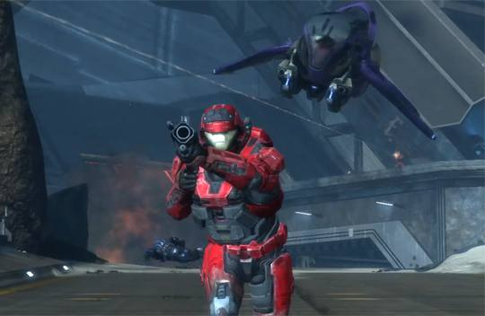 Halo: Reach - Noble Map Pack: Nowe pola bitew [WIDEO] / CD
