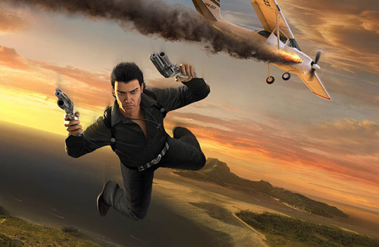 Just Cause 3: Rico już do was leci!