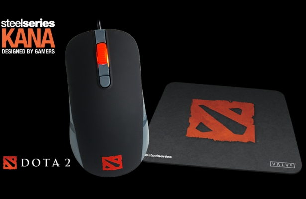 SteelSeries Kana Limited Edition Dota 2 Bundle