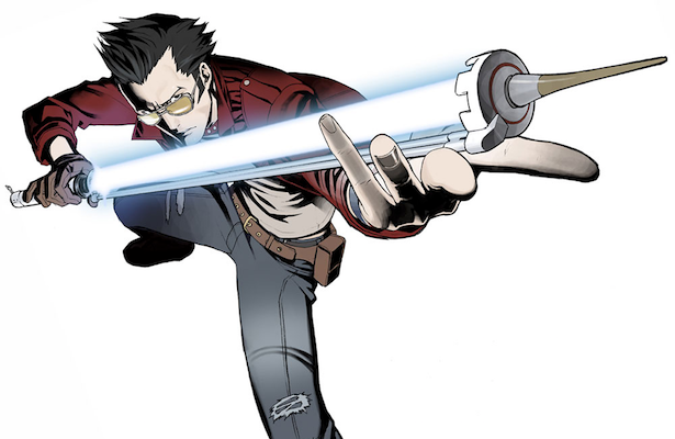 Travis Touchdown/No More Heroes