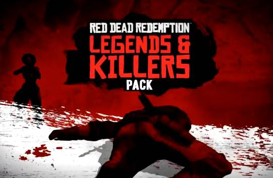 Red Dead Redemption: Legends and Killers DLC