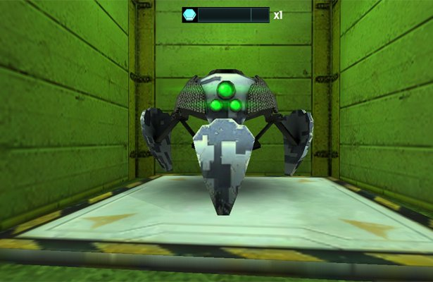 Splinter Cell: Blacklist Spider-Bot